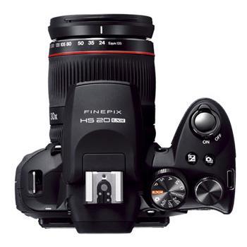 Fujifilm FinePix HS20 EXR Bridge 16Mpx - Black