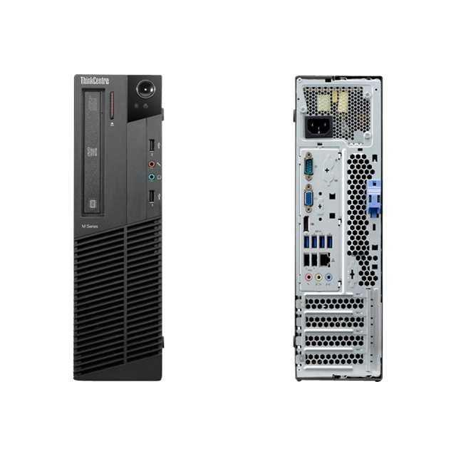 Lenovo ThinkCentre M82 SFF Core i7 3,4 GHz - SSD 120 Go RAM 16 Go