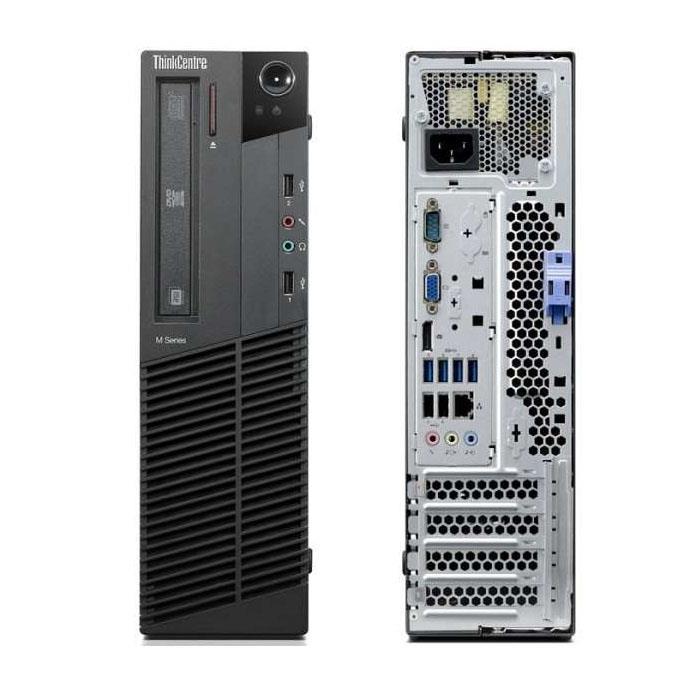 Lenovo ThinkCentre M82 SFF Core i7 3,4 GHz - SSD 480 Go RAM 16 Go