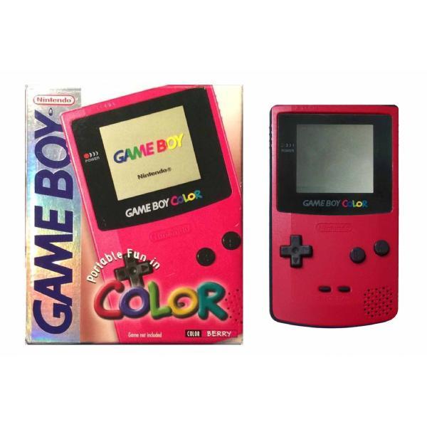 Nintendo Game Boy Color - HDD 0 MB - Magenta