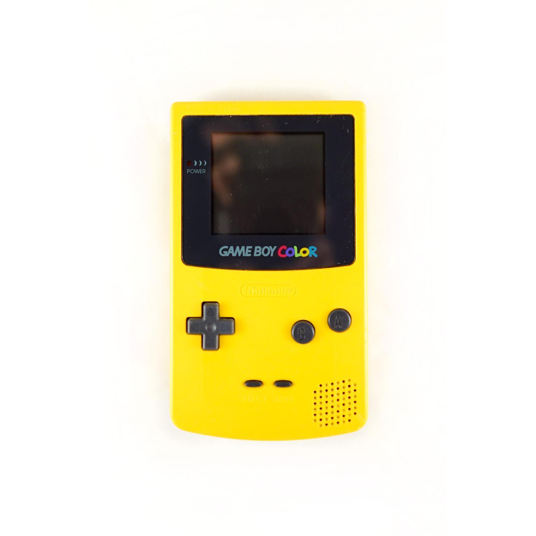 Nintendo Game Boy Color - HDD 0 MB - Gelb