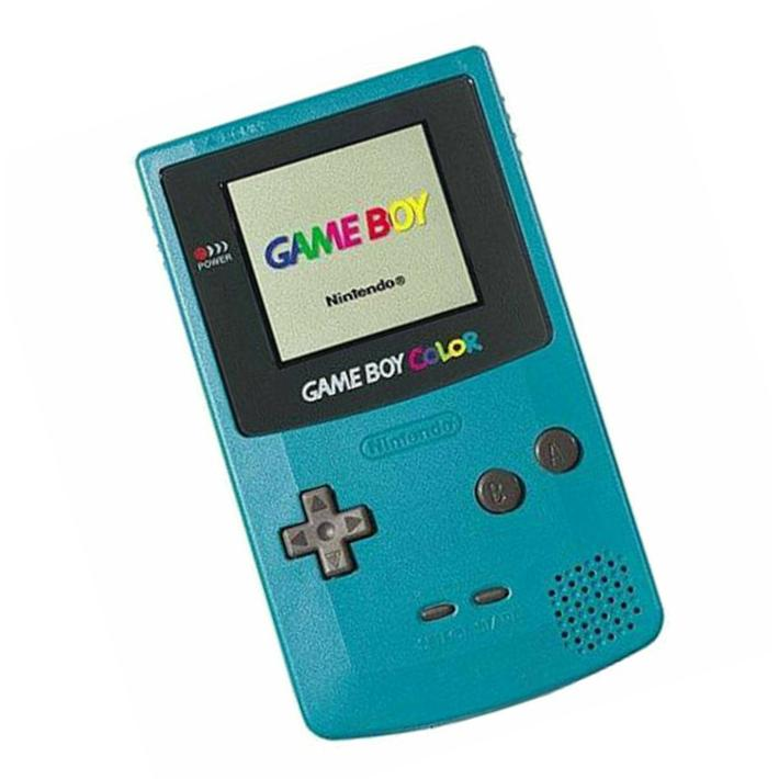 Nintendo Game Boy Color - HDD 0 MB - Blau