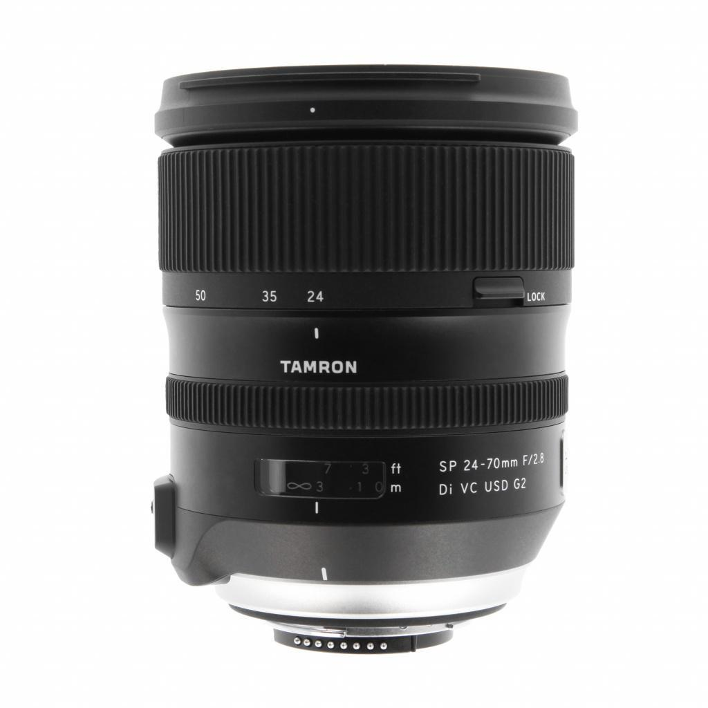 Tamron Camera Lense Canon EF, Nikon F (FX) 24-70mm f/2.8