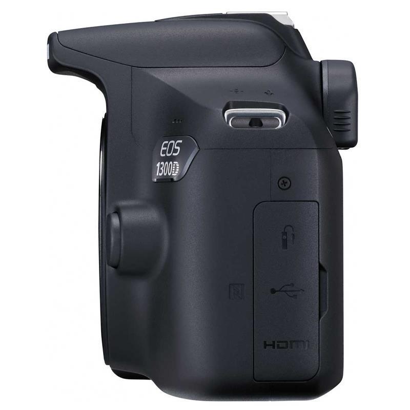 Reflex - Canon EOS 1300D Boîtier Nu - Noir