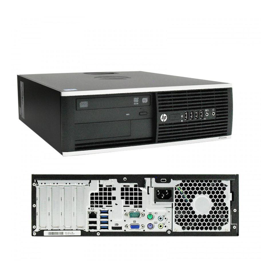 HP Compaq Elite 8300 Core i5 3,2 GHz - HDD 250 Go RAM 4 Go