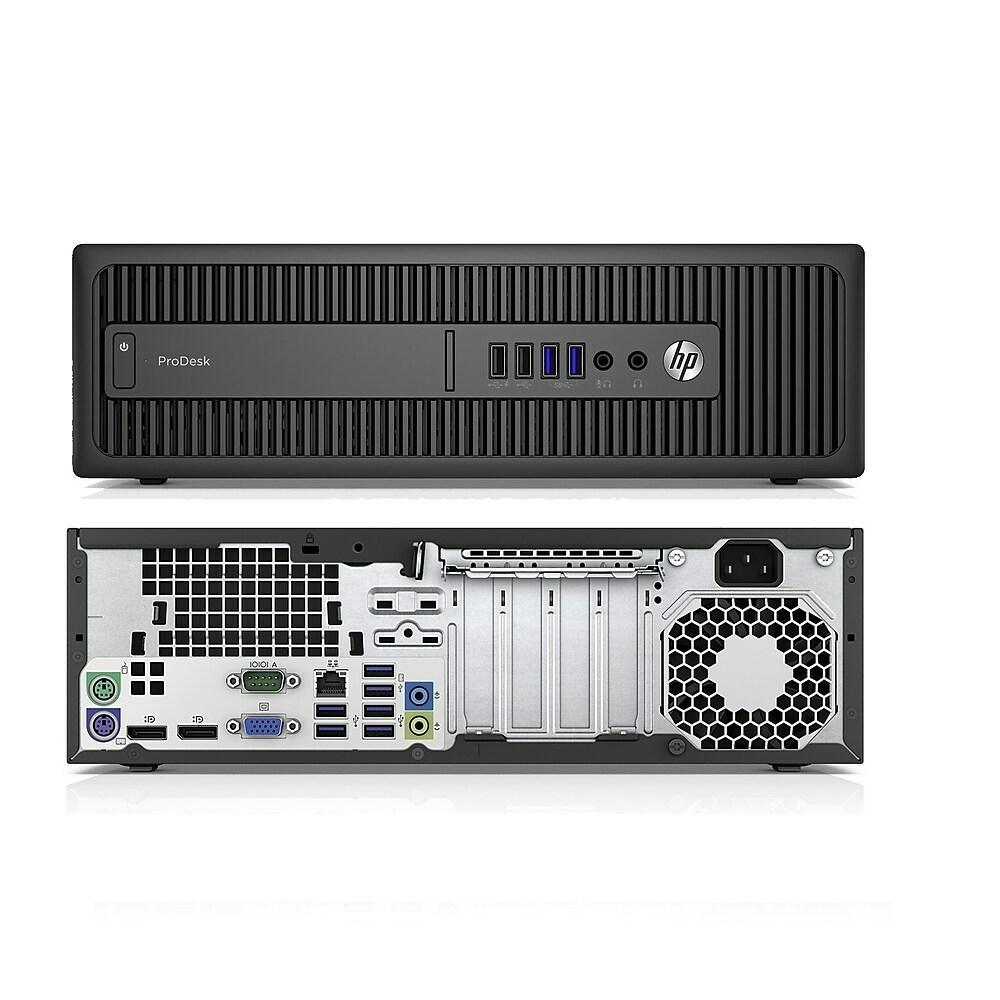 HP ProDesk 600 G2 SFF Pentium 3,3 GHz - SSD 120 Go RAM 16 Go