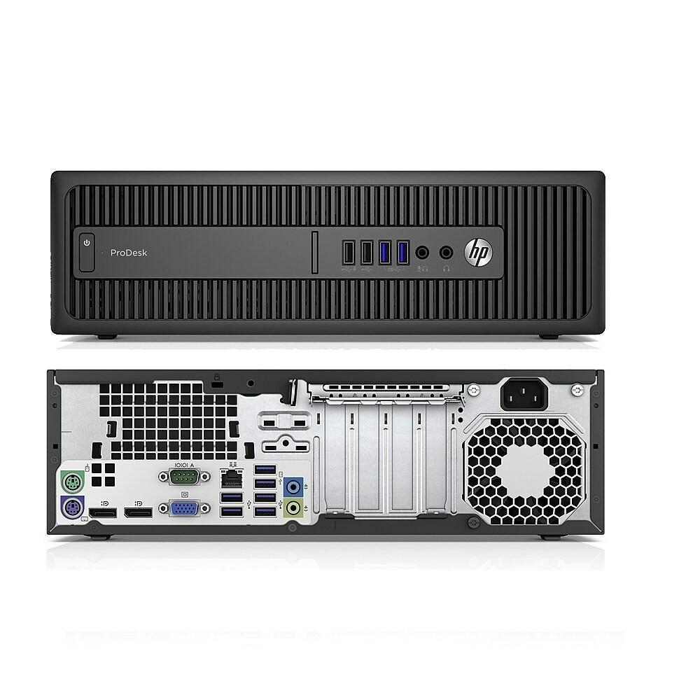 HP ProDesk 600 G2 SFF Pentium 3,3 GHz - SSD 480 Go RAM 16 Go