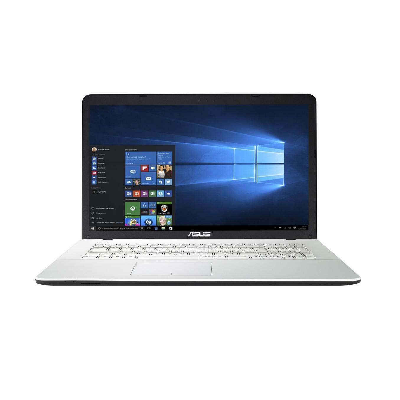"""Asus K751LJ-TY468T 17"""" Core i3 2 GHz - HDD 1 To - 4 Go AZERTY - Français"""