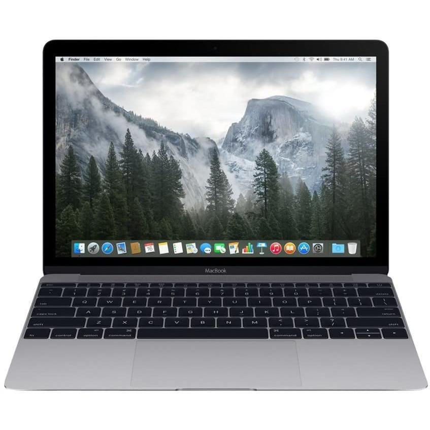 """MacBook 12"""" Retina (2015) - Core M 1,1 GHz - SSD 256 GB - 8GB - AZERTY - Französisch"""