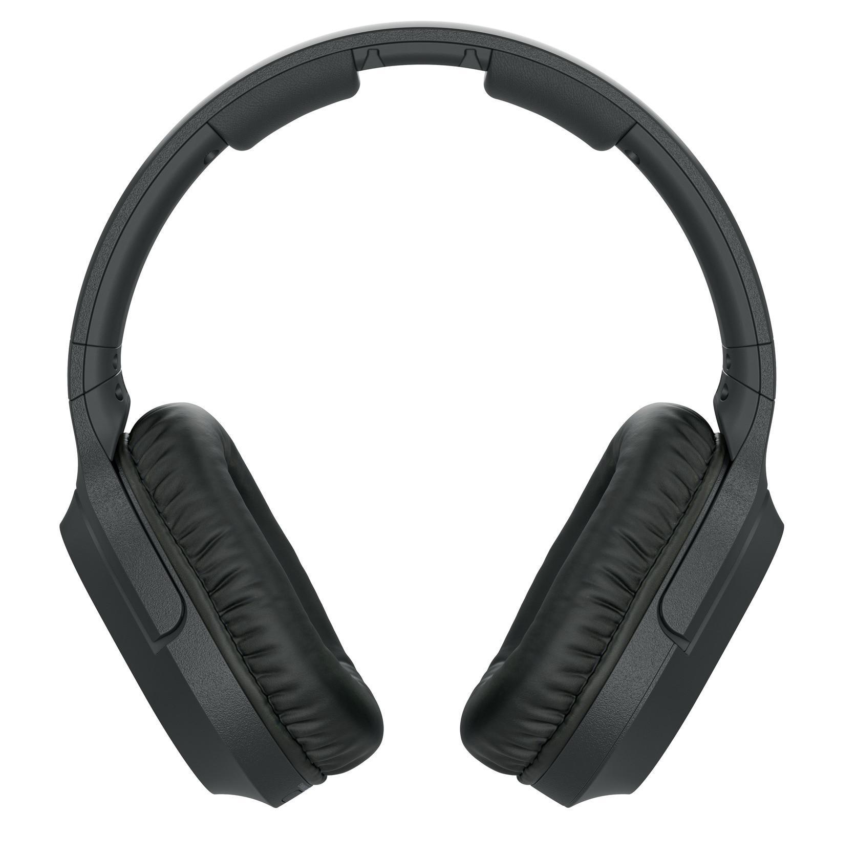 Sony MDR-RF895RK Headphones with microphone - Black