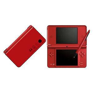 Nintendo DSI XL - HDD 0 MB - Red