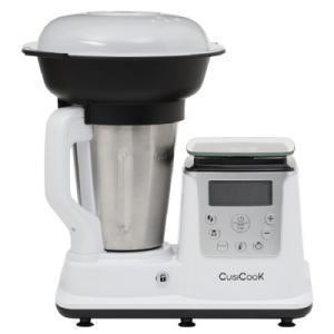 Multifunktions-Küchenmaschine CUISICOOK Homday Weiß