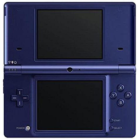 Nintendo DSi - HDD 0 MB - Navy blue