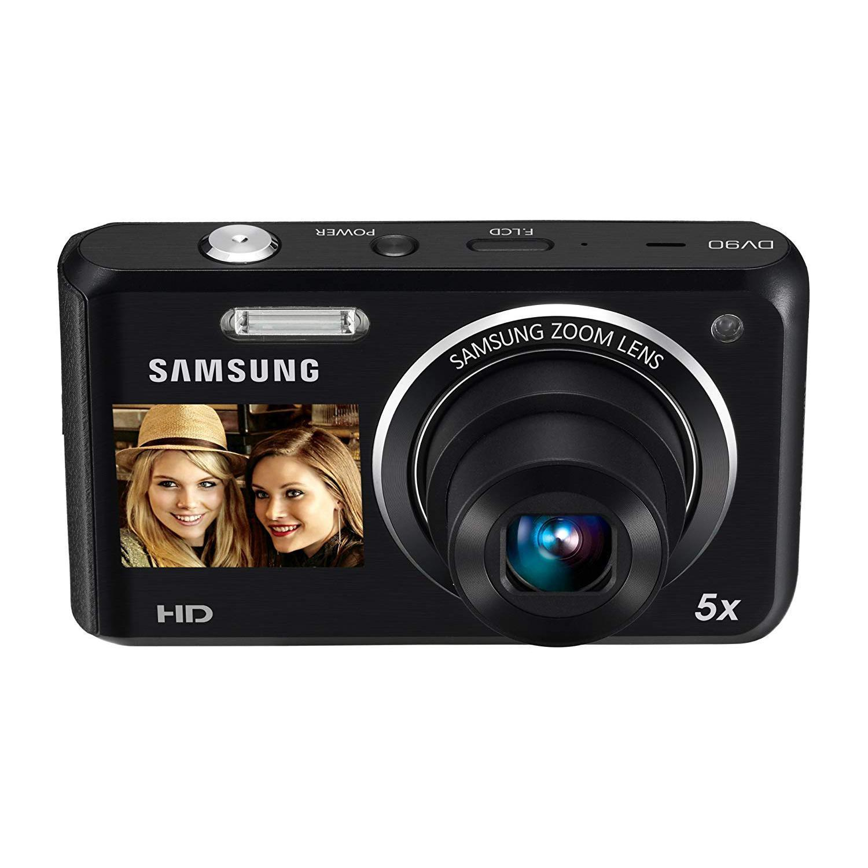 Compact - Samsung DV90 - Noir