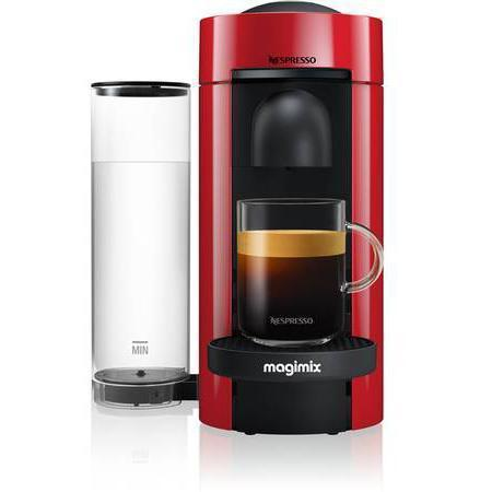 Cafeteras express de cápsula Compatible con Nespresso Magimix Vertuo Plus