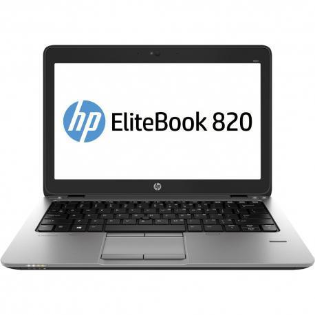 HP EliteBook 820 G1 12-inch (2013) - Core i5-4200U - 8GB - SSD 180 GB AZERTY - French