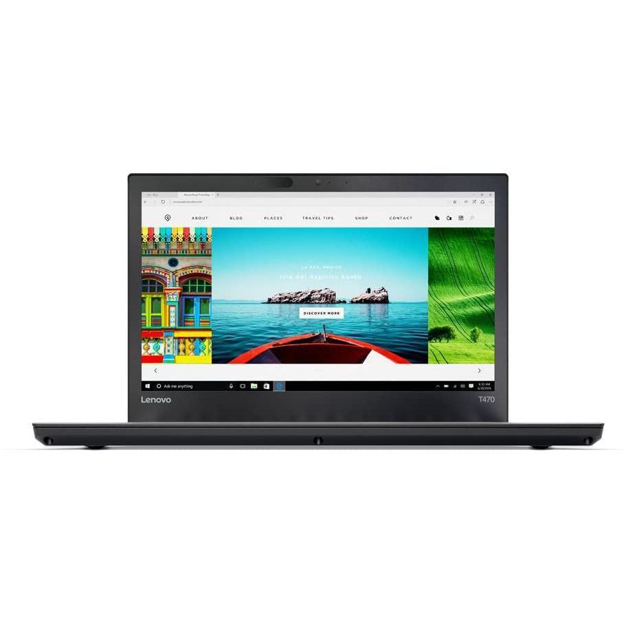 Lenovo ThinkPad T470 14-inch (2017) - Core i5-6300U - 8GB - SSD 256 GB QWERTY - Spanish