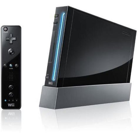 Console - Nintendo Wii + 1 Manette + Jeux Wii Sports Resort + Wii Sports - Noir