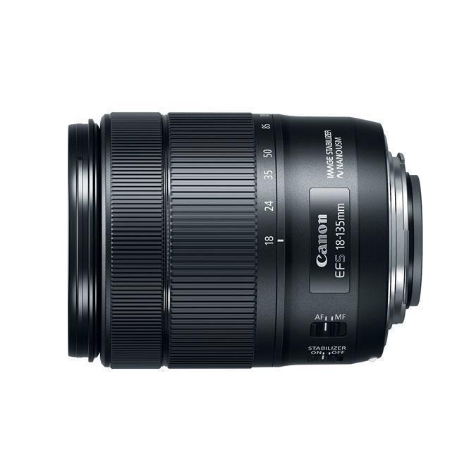 Camera Lense EF-S 18-135mm f/3.5-5.6