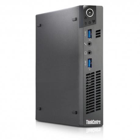 Lenovo ThinkCentre M92p Tiny Core i5-3470T 2,9 - SSD 128 GB - 8GB
