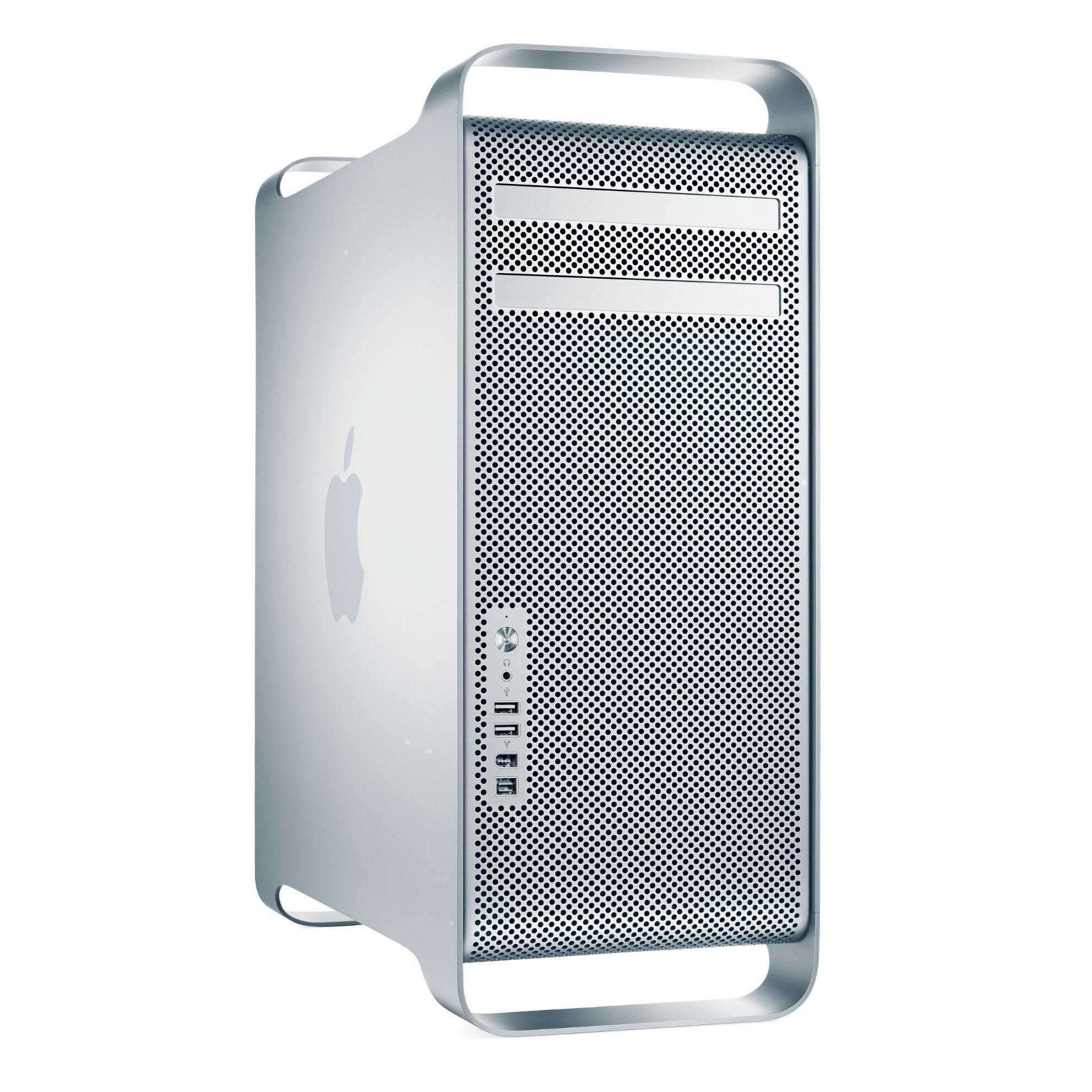 Mac Pro (November 2010) Xeon W 2.8 GHz - SSD 250 GB + HDD 2 TB - 16GB
