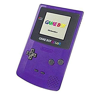 Nintendo Game Boy Color - HDD 0 MB - Lila