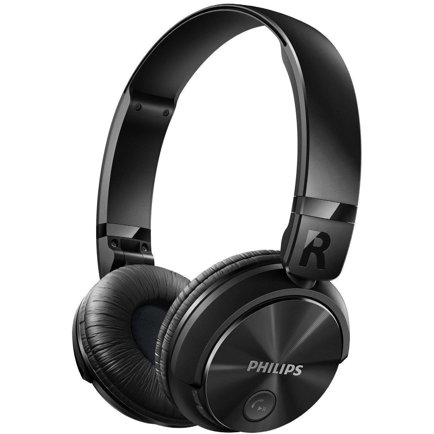 Casque Philips SHB3060BK00 Noir