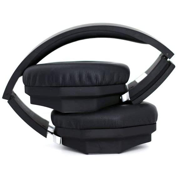 3D Sound Labs 3DSLH01 Noise-Cancelling Gaming Bluetooth Headphones with microphone - Black