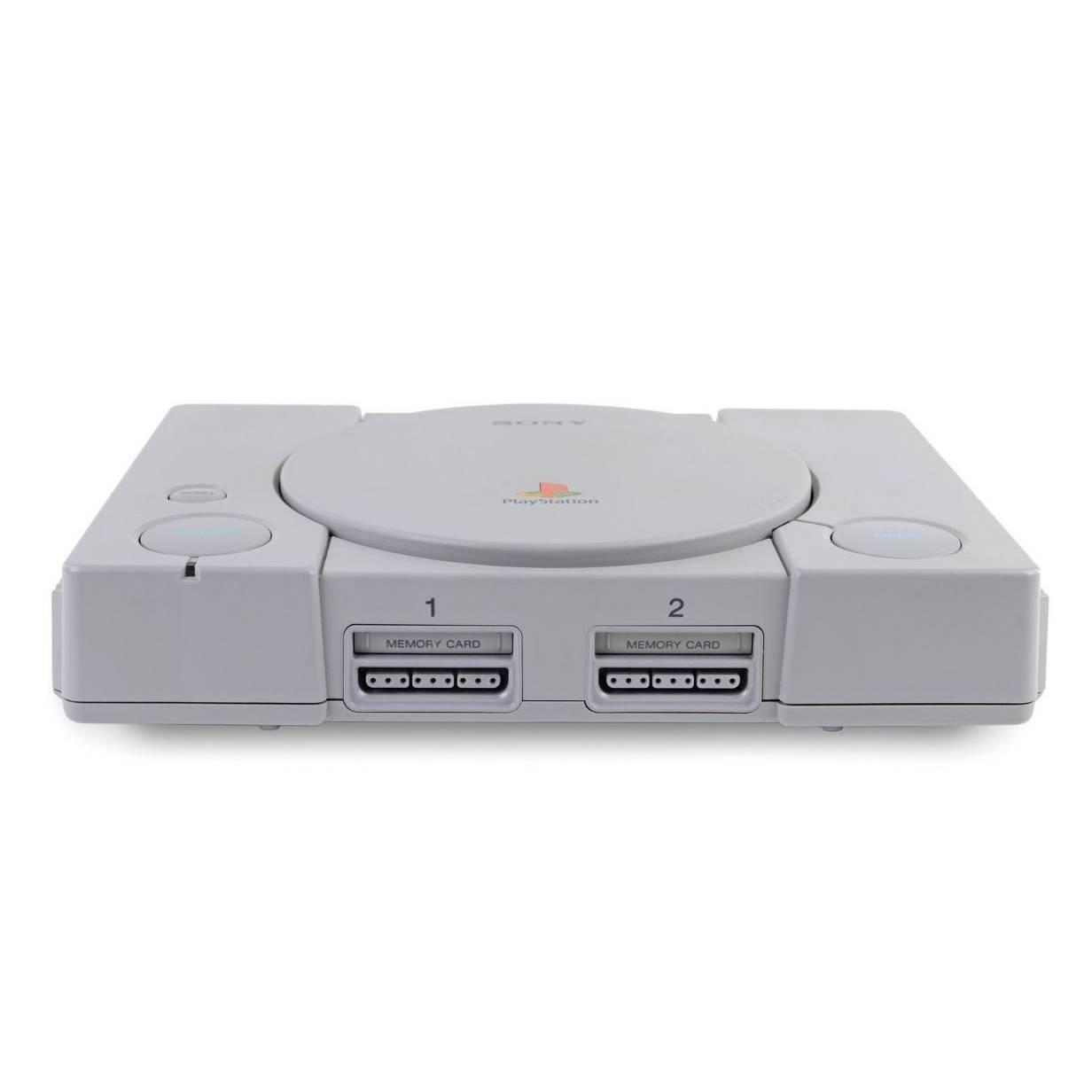 laystation One SCPH 7002 - HDD 0 MB - Grey