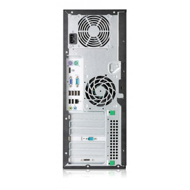 HP Compaq Elite 8100 CMT Core i5 3,2 GHz - HDD 500 GB RAM 4 GB