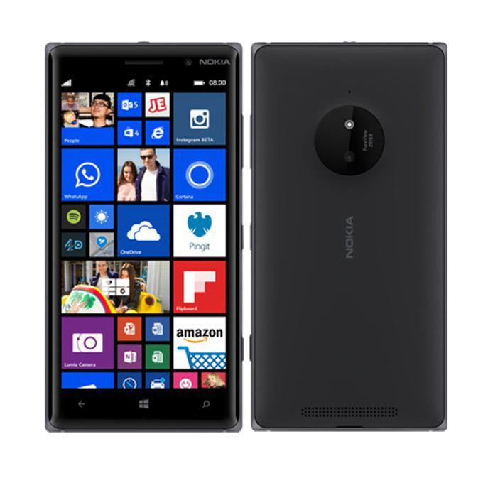Nokia Lumia 830 - Schwarz- Ohne Vertrag