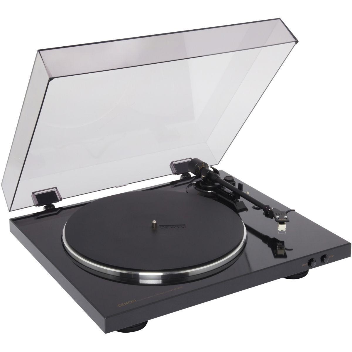 Denon DP-300F Record player