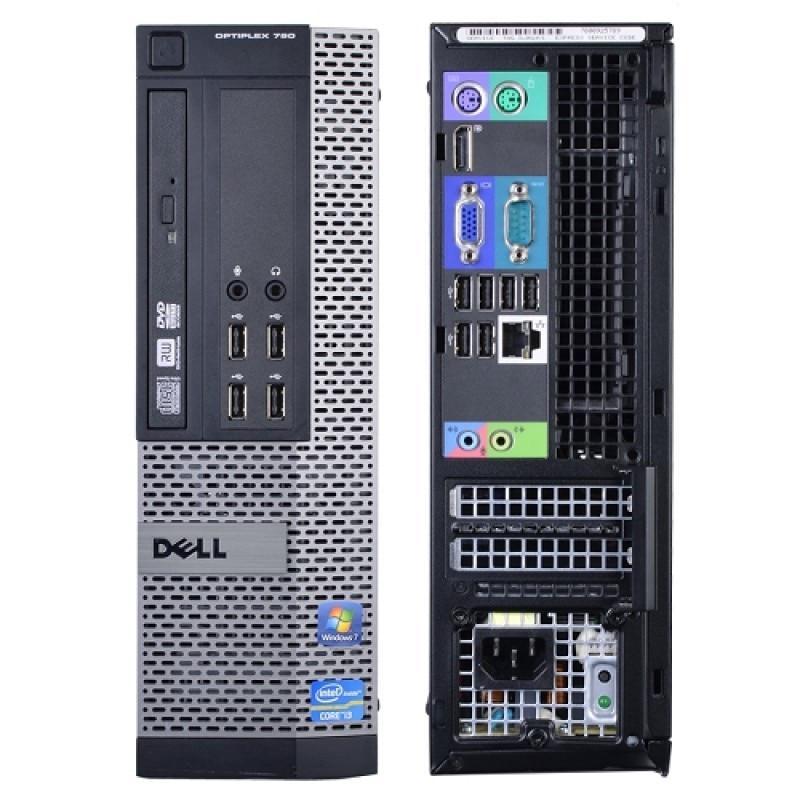 Dell OptiPlex 790 SFF Core i5 3,1 GHz - HDD 250 Go RAM 4 Go