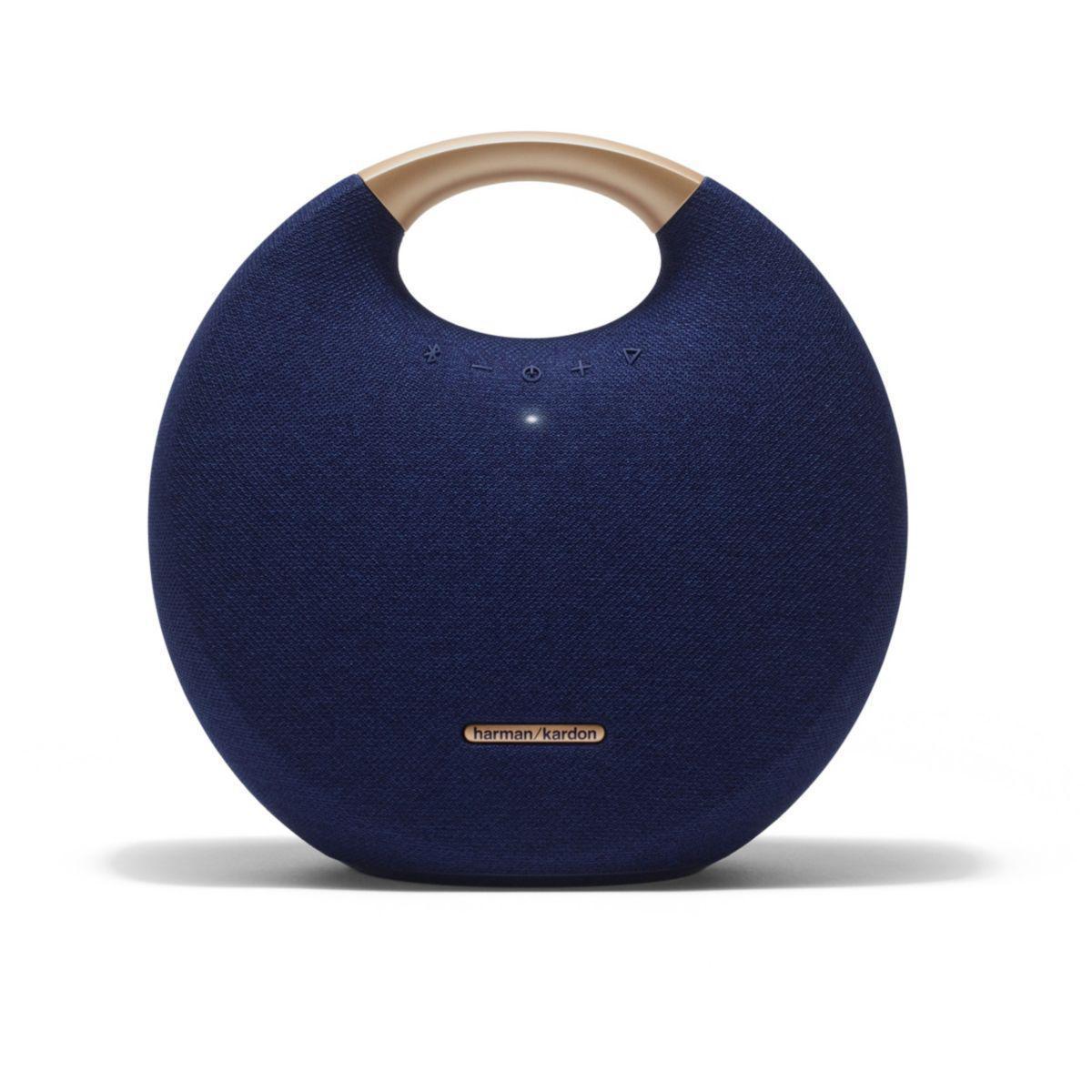 Harman Kardon Onyx Studio 5 Bluetooth Högtalare - Blå