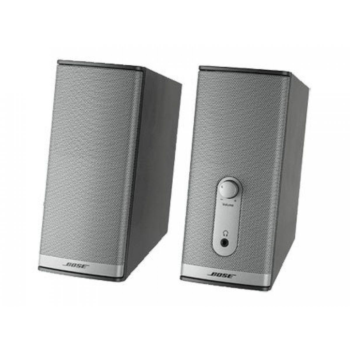 Enceinte Bose Companion 2 Series II - Gris