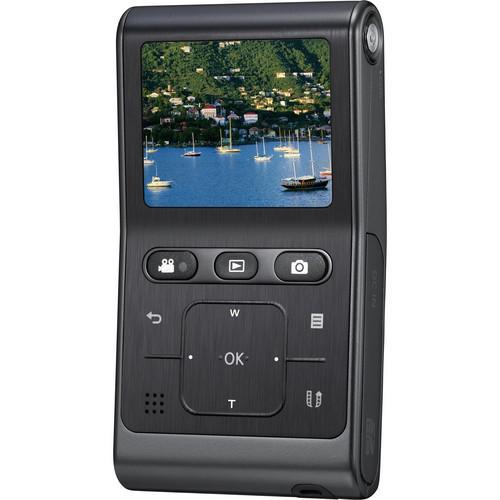 Caméra HMX-U10 USB 2.0 - Noir
