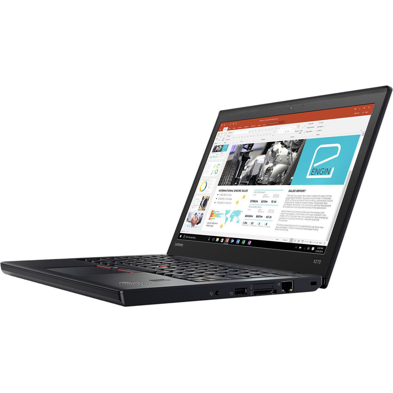 Lenovo ThinkPad X270 12.5-inch (2017) - Core i5-6300U - 8GB - SSD 256 GB AZERTY - French