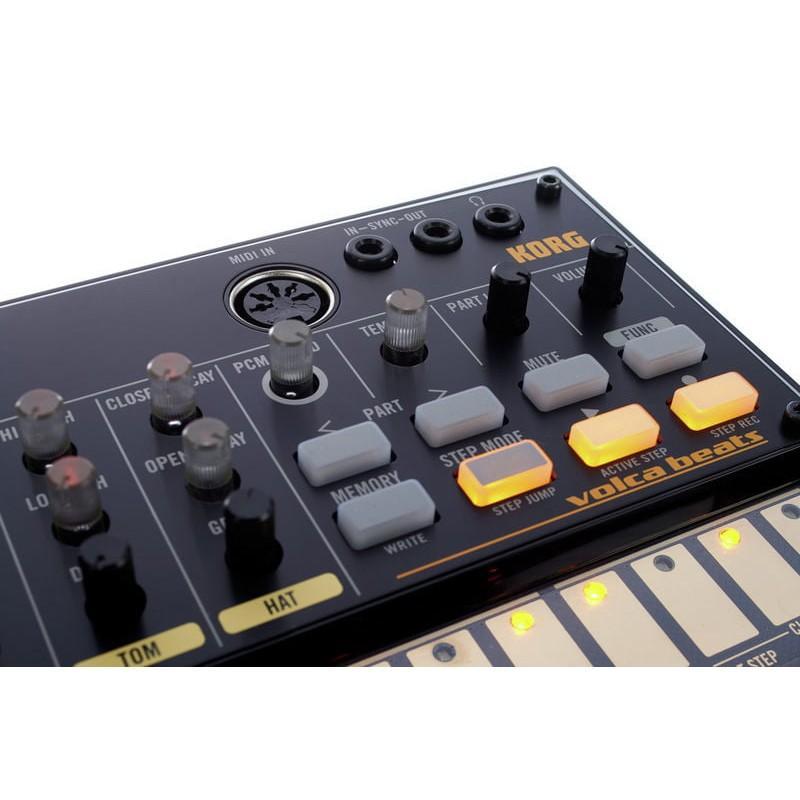 Accessoires audio Korg Volca Beats