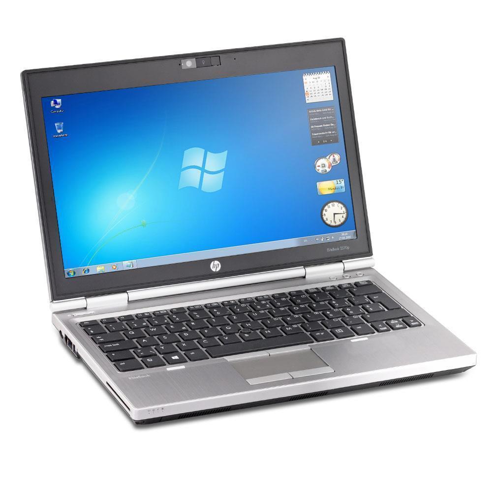 "HP EliteBook 2570p 12"" Core i5 2,6 GHz  - HDD 320 Go - 4 Go QWERTZ - Allemand"