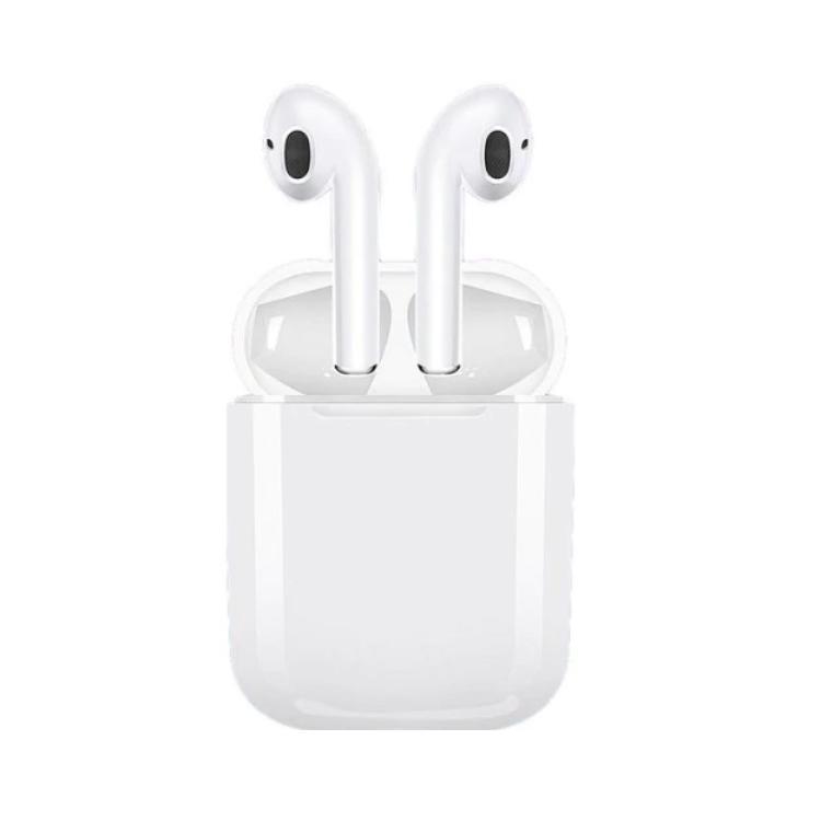 Oem i16 TWS Earbud Noise Cancelling Bluetooth Hörlurar - Vit