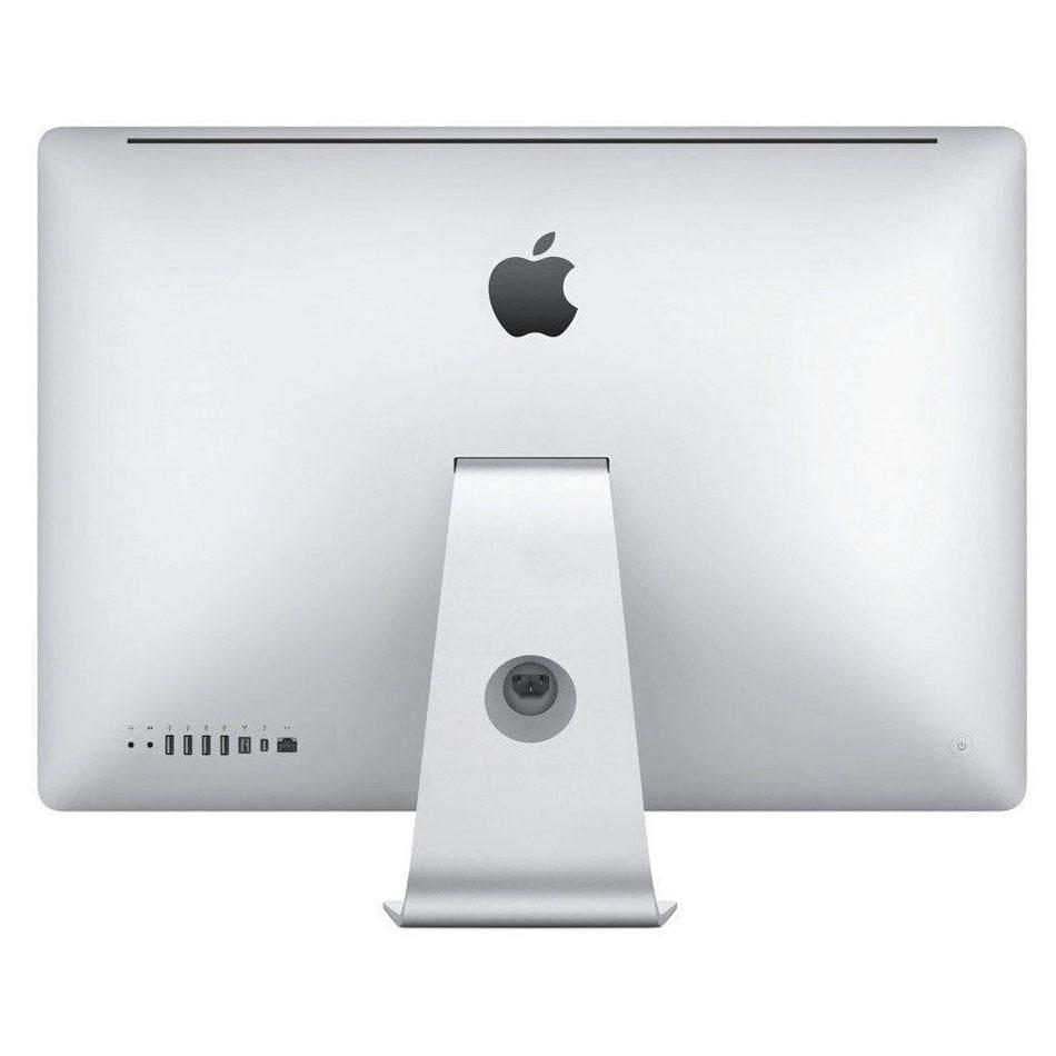 iMac 27-tum (Slutet av 2013) Core i5 3,2GHz - HDD 1 TB - 16GB AZERTY - Fransk