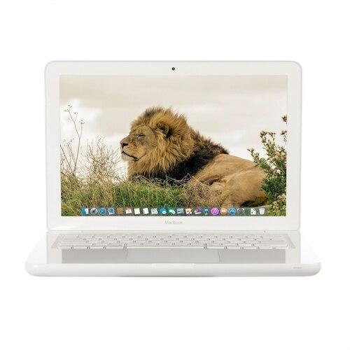 """MacBook 13"""" (2010) - Core 2 Duo 2,4 GHz - HDD 500 GB - 4GB - AZERTY - Französisch"""