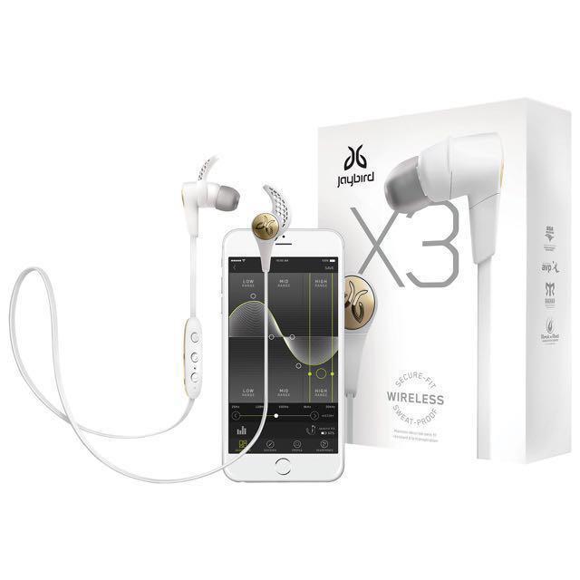 Ohrhörer In-Ear Bluetooth - Jaybird X3