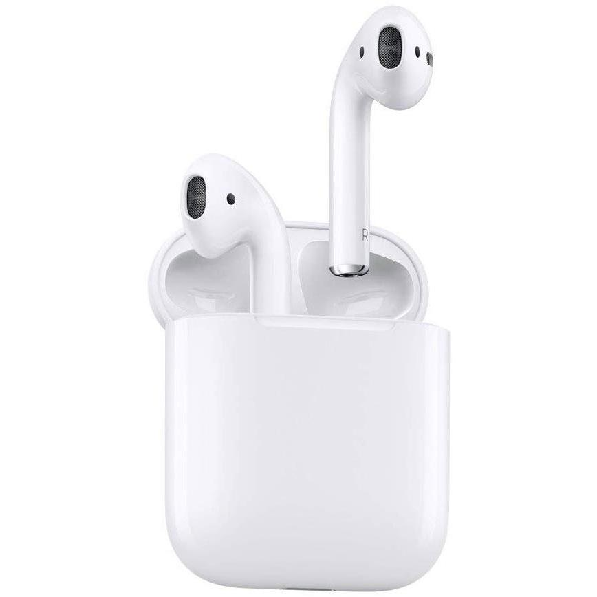 Apple AirPods (2ème génération) avec boitier de charge
