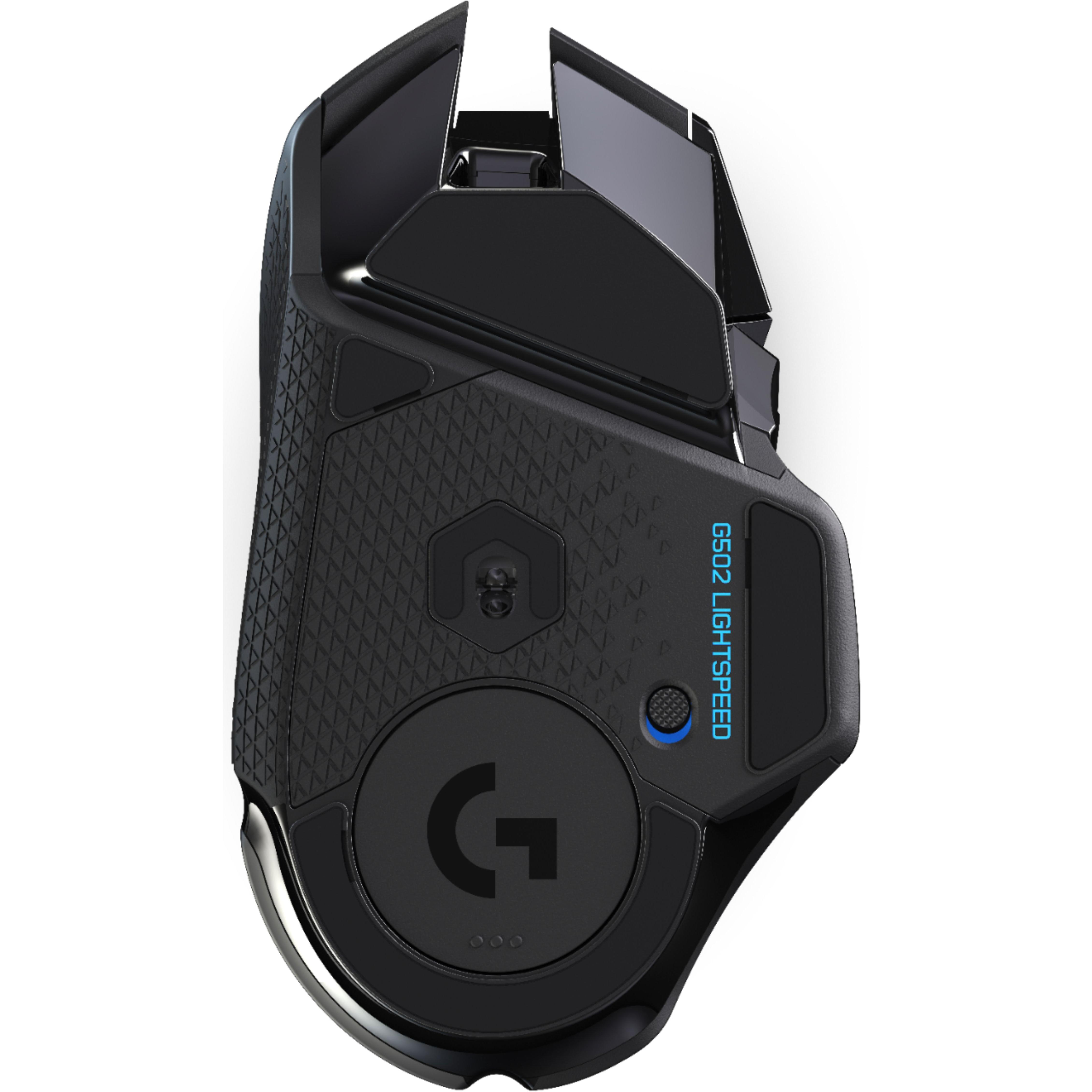 Logitech G502 LightSpeed Mus Wireless