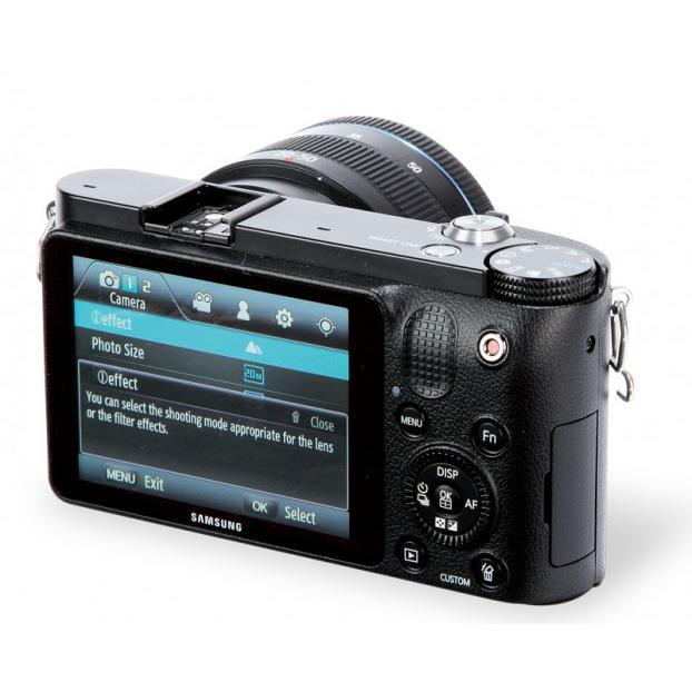 Compact - NX1000 Noir