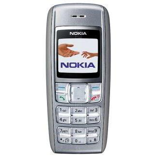 Nokia 1600 - Silver - Unlocked