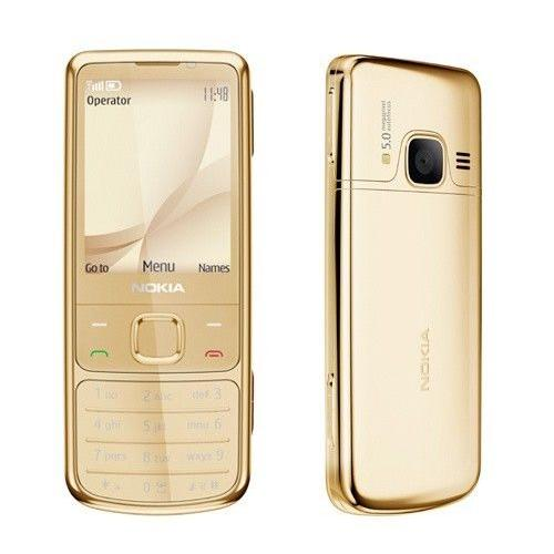 Nokia 6700 Classic - Or- Débloqué