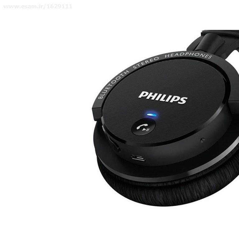 Casque Bluetooth avec Micro Philips SHB5600 - Noir
