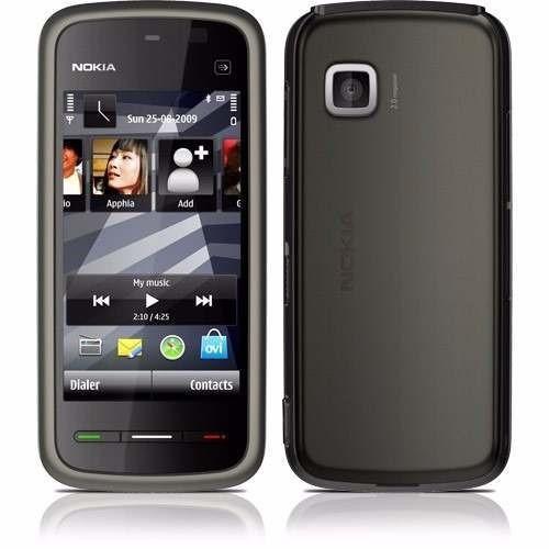 Nokia 5230 - Black - Unlocked